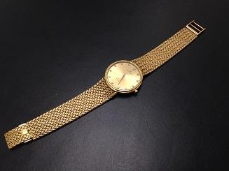 Waltham Watch Company ウォルサム メンズウォッチ ダイヤインデックス 750YG